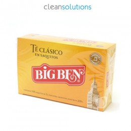 Té big ben x100 saquitos